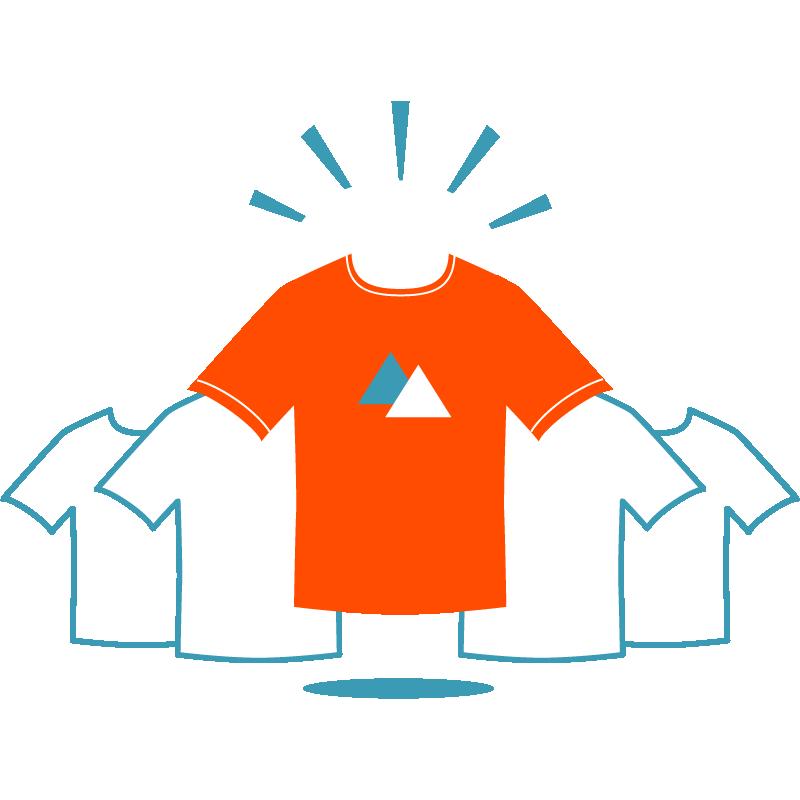 3 - Recevez votre devis : Impression textile et actions merchandising proposées par Garment Printing