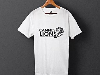 Articles publicitaires pour le Festival Cannes Lions (Festival international de la créativité) - Garment Printing