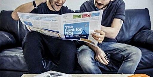 Impression de journaux pour IBM - Garment Printing