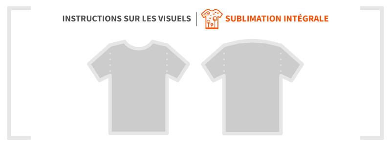 Impression par sublimation intégrale - Guide d'impression - Garment Printing
