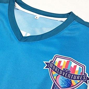 Impression sur textile : Maillots personnalisés - Garment Printing