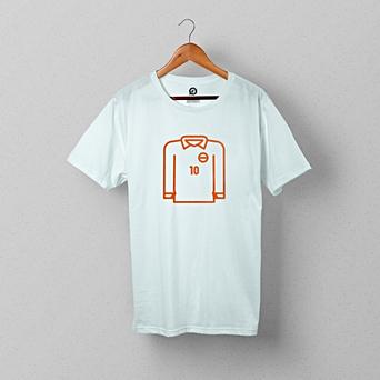 Merchandising à l'aide d'uniformes personnalisés - Garment Printing