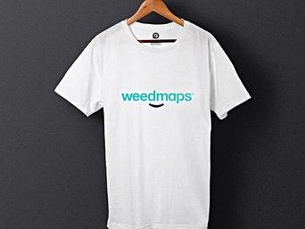 T-shirts personnalisés et articles promotionnels pour Weedmaps - Garment Printing