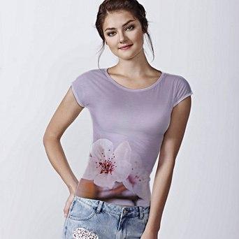 T-shirts prêts pour la sublimation textile - Garment Printing