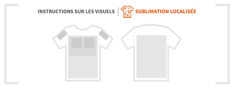 La sublimation localisée - Guide - Garment Printing