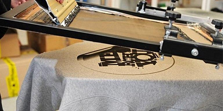 Sérigraphie à Paris - Impression textile - Garment Printing