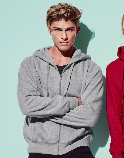Sweats personnalisés zippés homme - Garment Printing