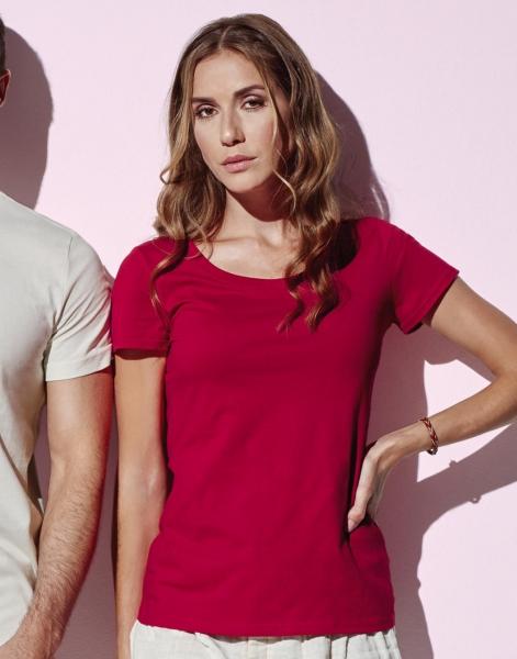 T-shirt coton bio personnalisé femme - Garment Printing