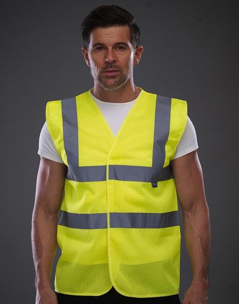 Vêtements haute visibilité - Garment Printing