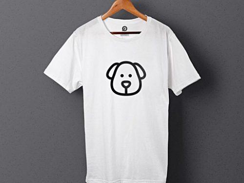 T-shirts personnalisés pour le Dogblog de Theresa - Garment Printing