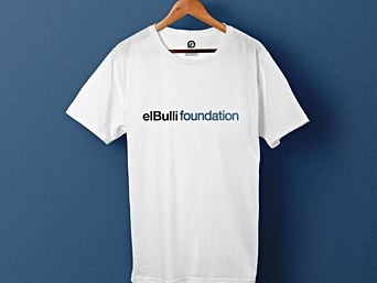 Merchandising pour elBulli Foundation au Hacking Bullipedia - Garment Printing