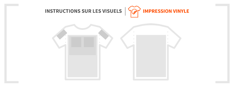 Impression vinyle - Guide d'impression - Garment Printing