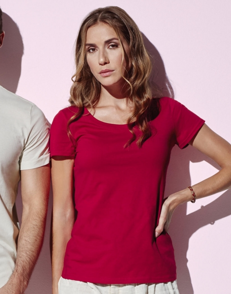 T-shirt personnalisé coton bio femme - Garment Printing