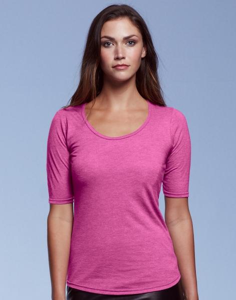 T-shirts personnalisés - T-shirt promotionnel femme - Garment Printing