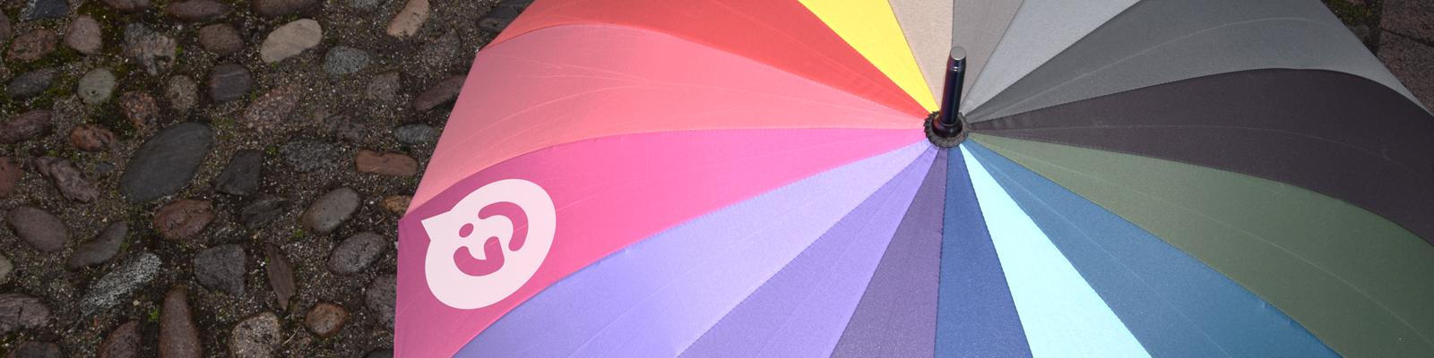 Goodies promotionnels - Parapluies - Garment Printing