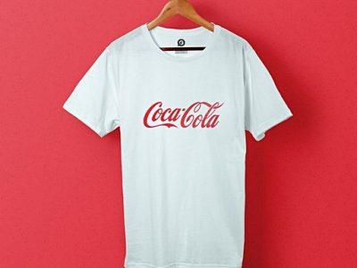 Polos personnalisés pour Coca-Cola - Garment Printing