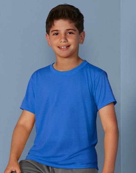T-shirts de sport personnalisés enfant - Garment Printing