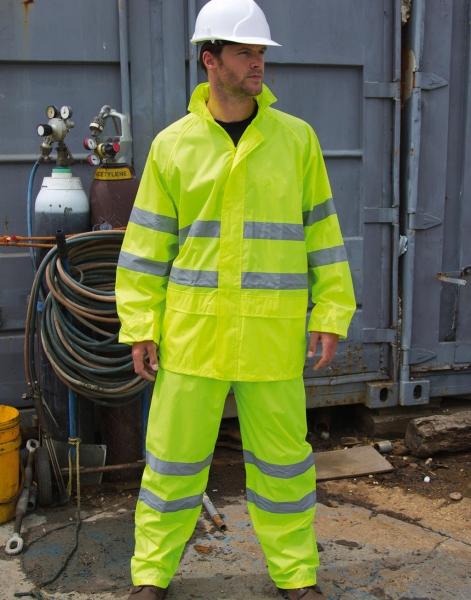 Vêtements de travail personnalisés haute visibilité - Garment Printing