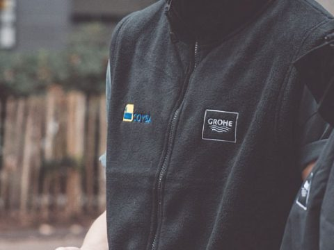La broderie pour vos vêtements de travail personnalisés - Polaires - Garment Printing