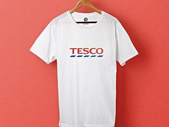 Tenues de travail personnalisées pour TESCO - Garment Printing